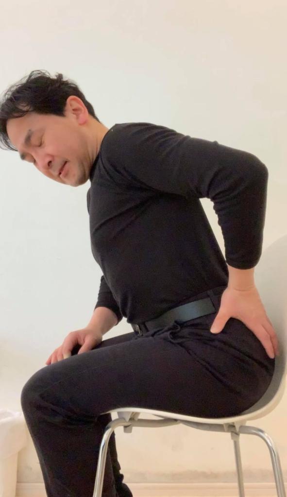 腰痛パターン3